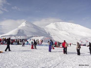 Plateau - Pla d'Adet Saint-Lary