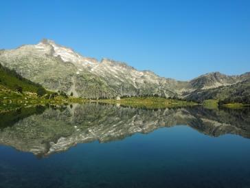 Lac d'Aumar - massif du Néouvielle