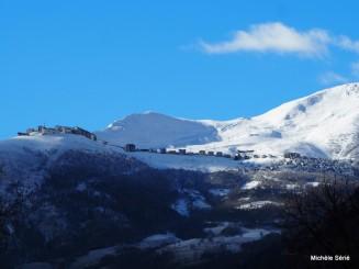 Premières neiges sur le Pla d'Adet