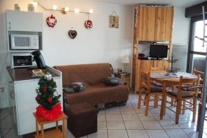 Décoration de l'appartement pour les fêtes de fin d'année